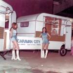 Roulotte al Circo Americano ( anni '80 )